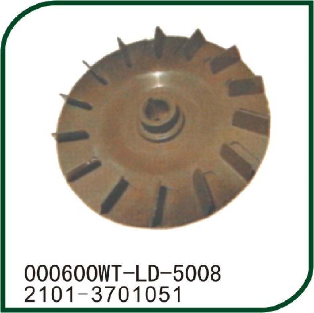 拉达发电机皮带轮 2101-3701051