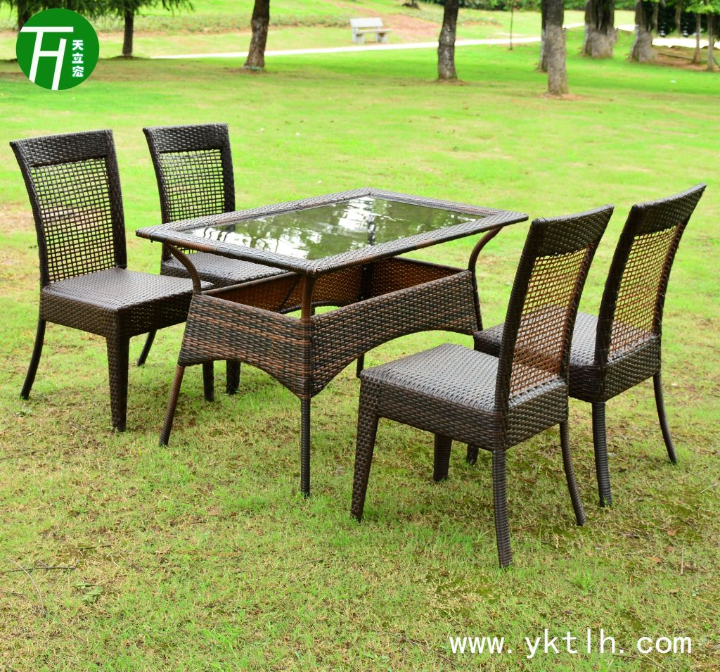 supply cheap outdoor rattan table and chair rattan furniture. Black Bedroom Furniture Sets. Home Design Ideas