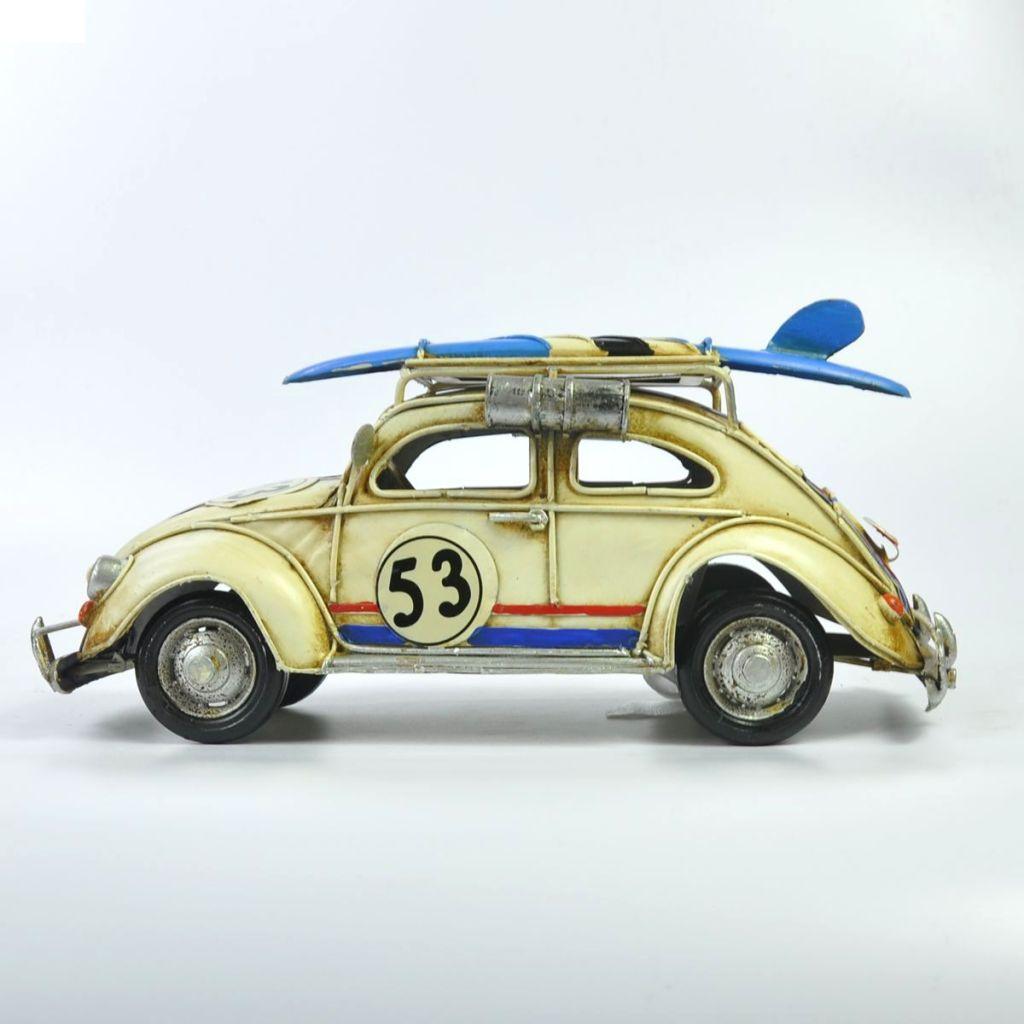复古甲壳虫汽车高清图片