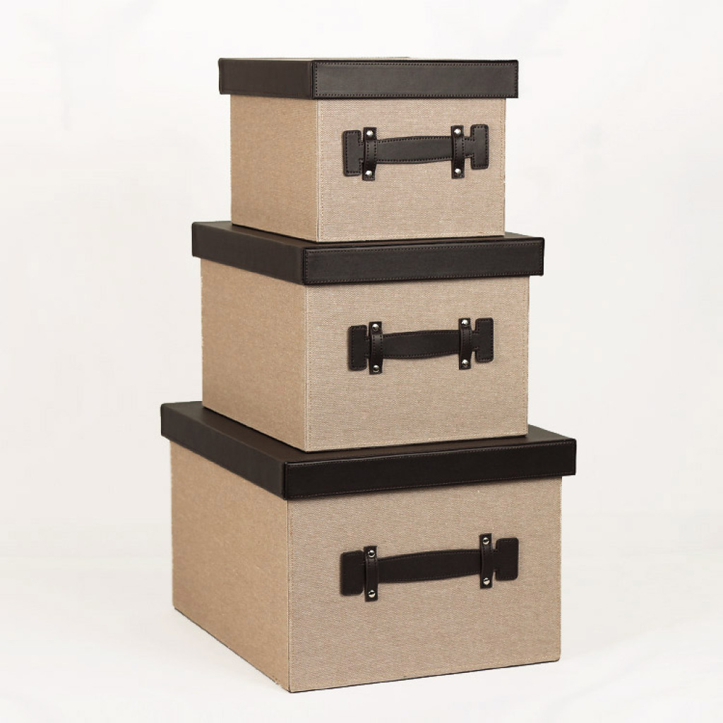 Linen Storage Box Storage Box