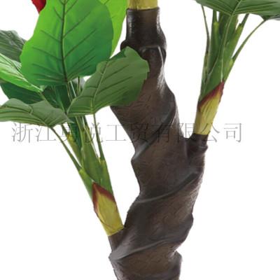 Simulation of plant simulation tree lucky stone flower pitaya flower decoration crafts