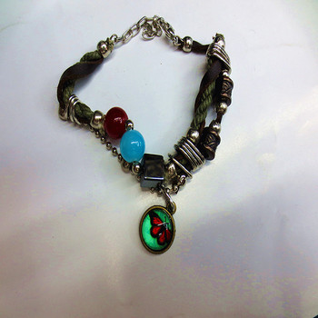 Ethnic bracelets simple fashion for men and women and to wear Chinese Valentine's day gifts
