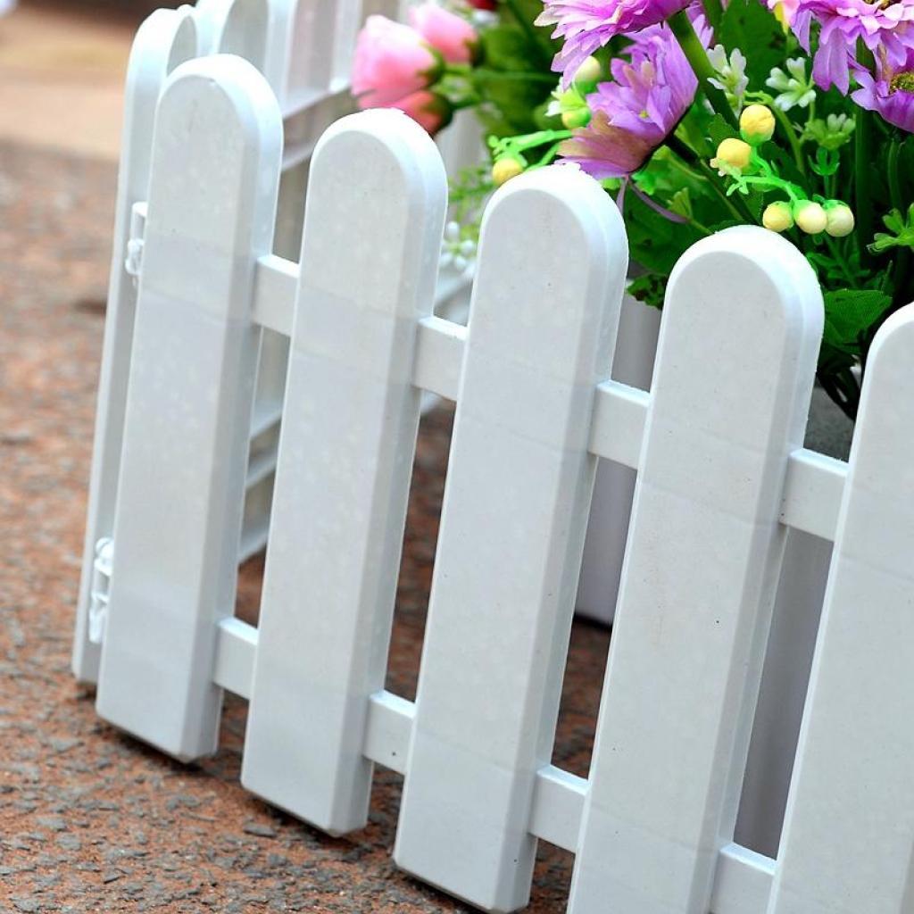 多款混装实木木栏 花圃 木质花圃围栏