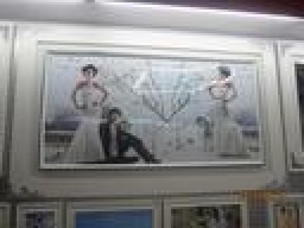 婚纱摄影相框
