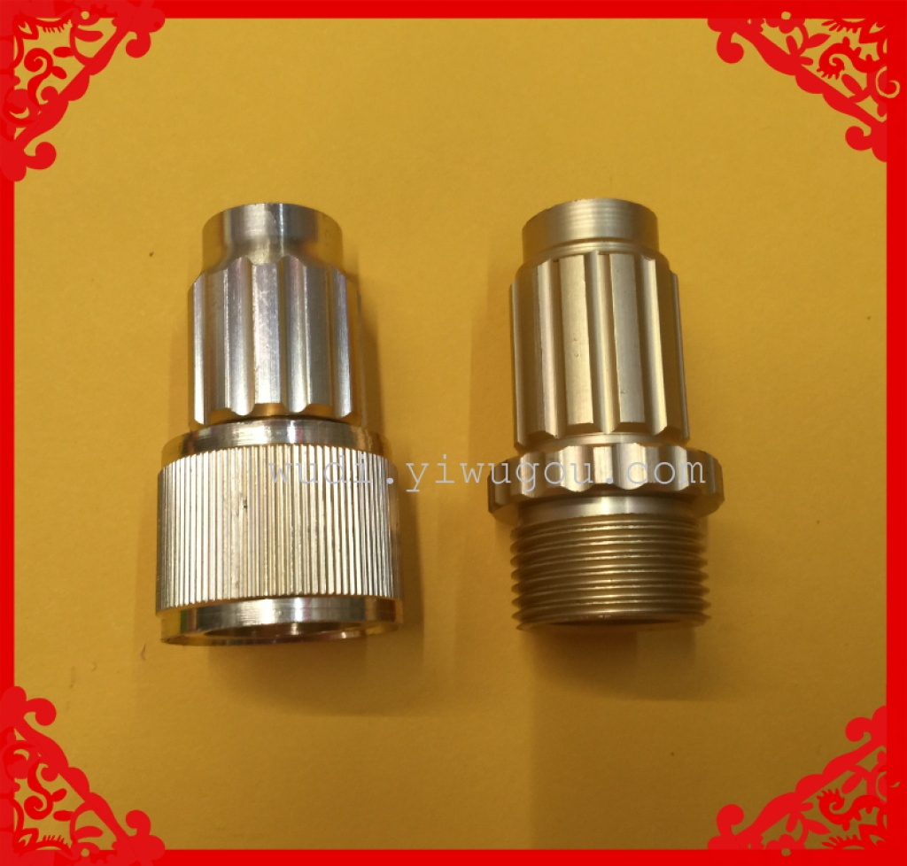 Supply Copper retractable hose joint of aluminum alloy Accessories ...