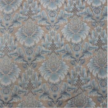 Cash supply high quality chenille Jacquard curtain fabric sofa fabric