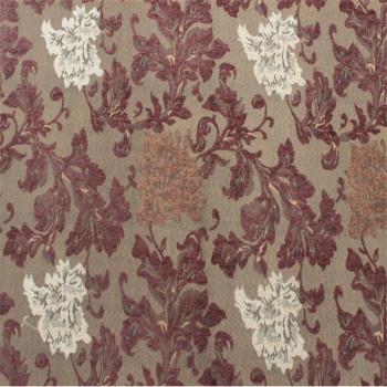 Off-the-shelf high-precision chenille Jacquard curtain fabric sofa fabric