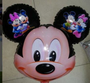 Inflatable toys, aluminum film balloon, a balloon, a balloon, pole, pump etc.