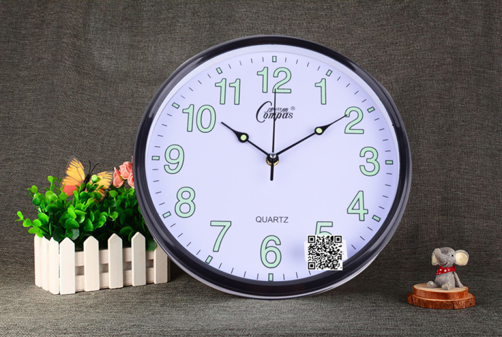 Supply Compas Clock Modern Clocks And Creative Clock Mute