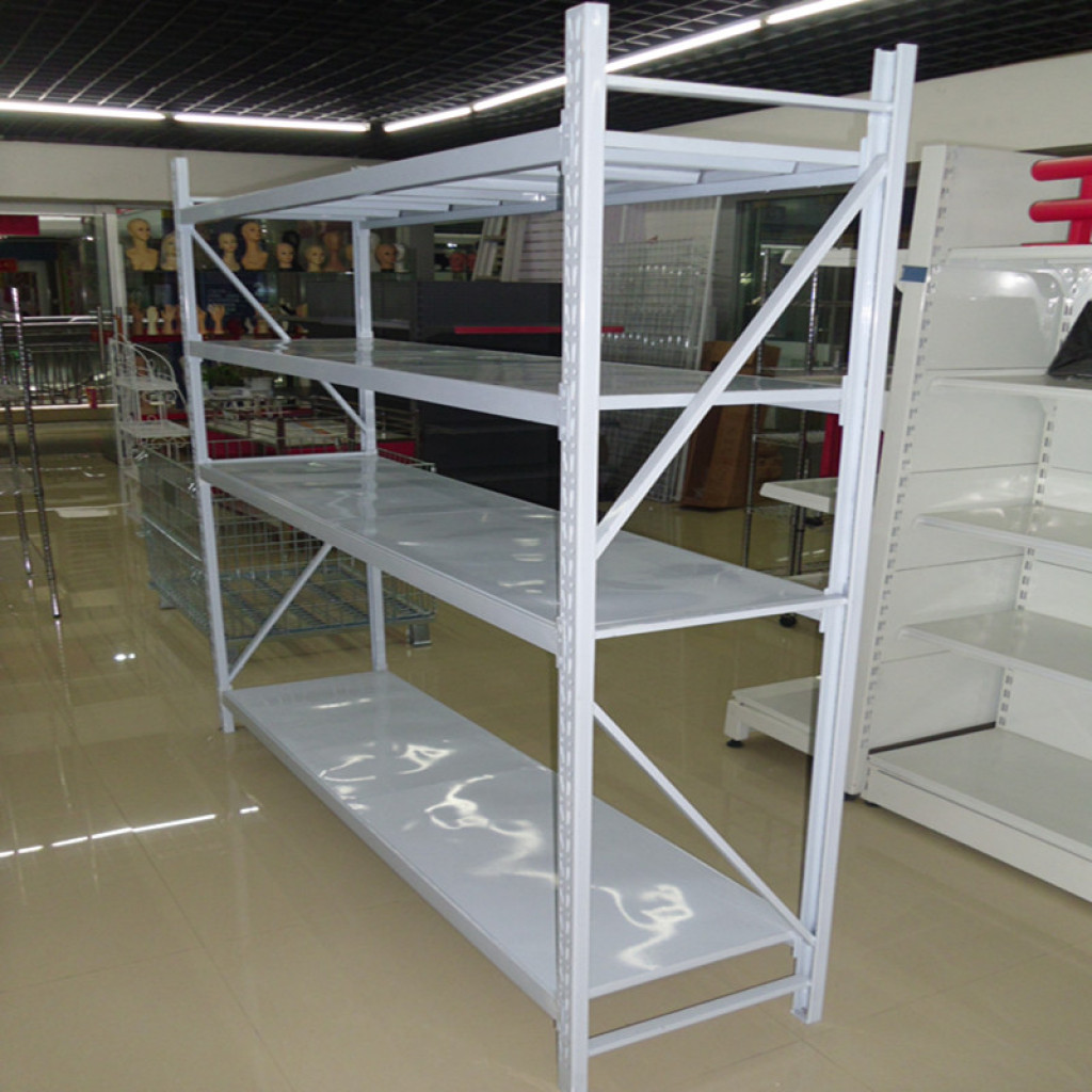 Clothing Factory Outlet Small Light Storage Shelves Warehouse Shelves  Warehouse Racking