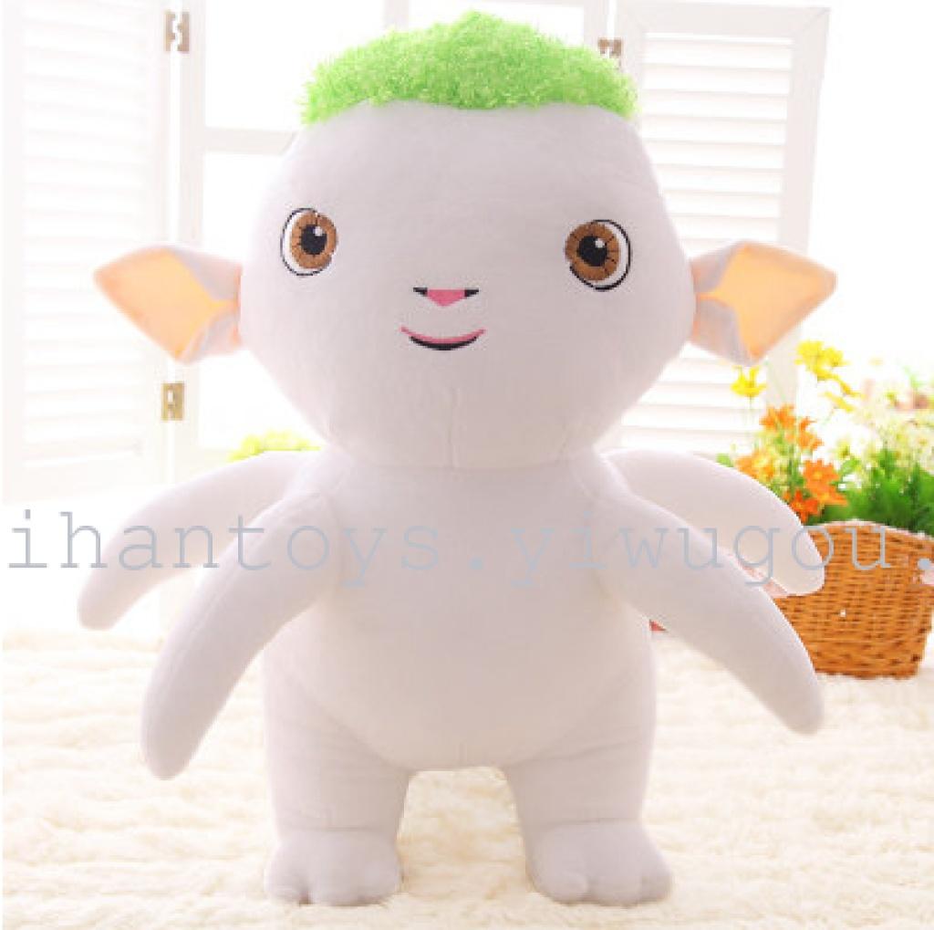 胡巴公仔毛绒玩具可爱胡巴布娃娃玩偶