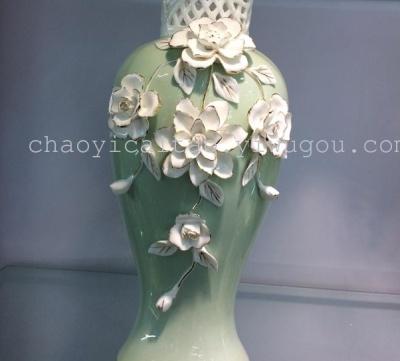 Porcelain vases vase decoration ceramic vases