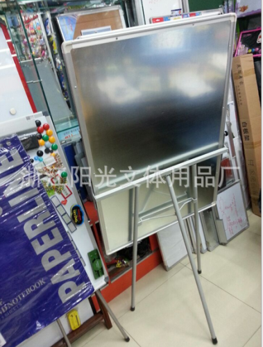 Advertisement frame office writing board clip paper board