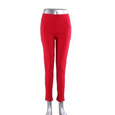 Tatting ninth pants leggings cotton spandex pants