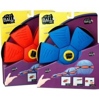 South Korea UFO magic ball UFO Frisbee outdoor plastic toys, novelty toys