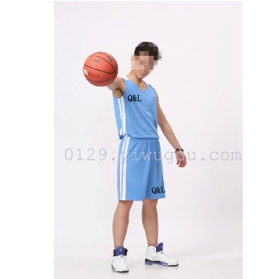 Custom basketball suit competition training clothes for men and women's clothes and children's clothes