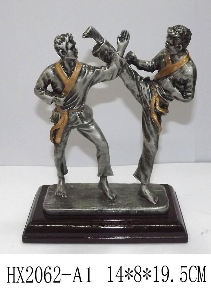奖杯跆拳道树脂体育运动系列工艺纪念奖品礼我的滑板鞋安阳版图片