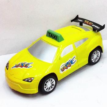 Bags plastic educational toys children's toys inertia taxi toys