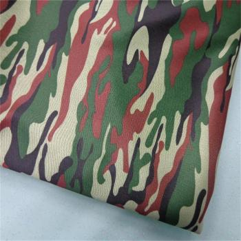 New style Camo flat cloth can be customized
