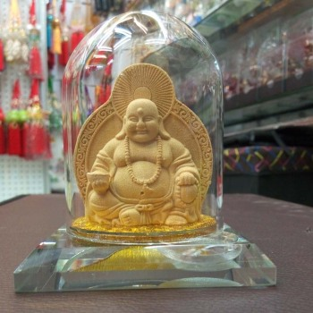 Cashmere sand safe lucky Buddha double a Buddism godness Guanyin car decoration decoration