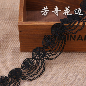 Pendant smooth polyester lace lace fabric accessories accessories wholesale