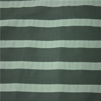 Factory direct striped knitted fabric