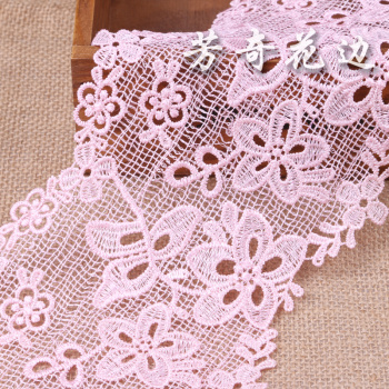 Ray of light, wavy lace, lace, water - soluble embroidery, lace