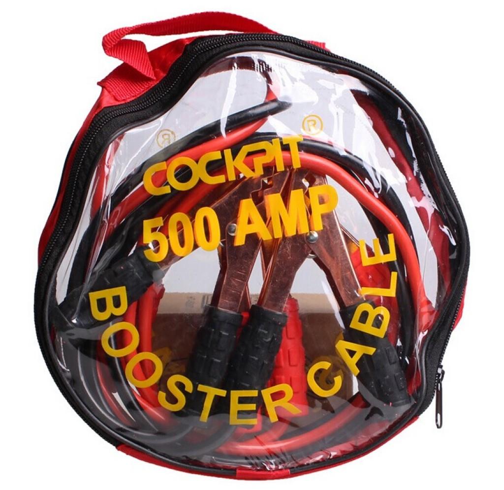 500amp汽车应急电瓶线搭火线