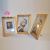 Solid wood frame home decoration crafts photo frame factory direct sales