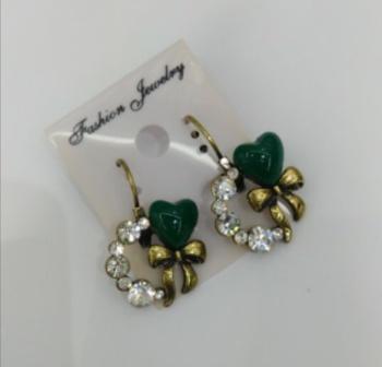 国际珠宝设计获奖作品 耳钉