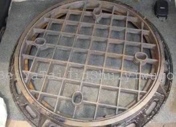 球墨铸铁井盖、方形、圆形、雨箅子等