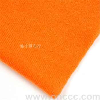 Orange salad felt applicable to all types of clothing stage outfits pajamas