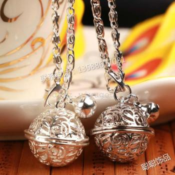Spend thousands of bone Zhao Liying with palace bell bell Bracelet 1000 bone chain accessories