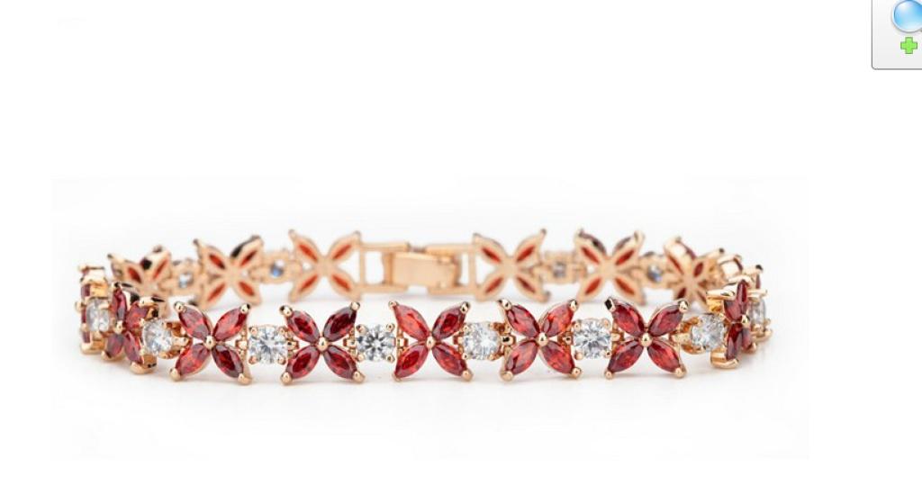 锆石饰品,手链,_义乌一颗星饰品图片