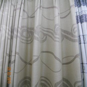 565-light brown, printed fabric, curtain fabric
