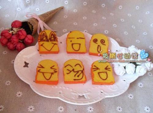 High flavor bread bread Mini fake wedding cake simulation model Dessert House Children's educational toys