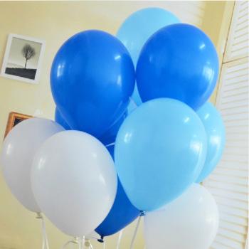 Latex balloon ordinary 10 inch ordinary balloon inflatable toys