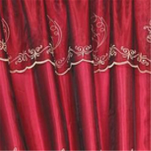 A variety of colors, prints, jacquard, curtain fabric