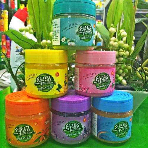绿岛 固体清香剂 多种香型 厂家直销