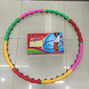 We combined hula hoop by - 008