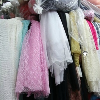 The color variety of the knitted fabric