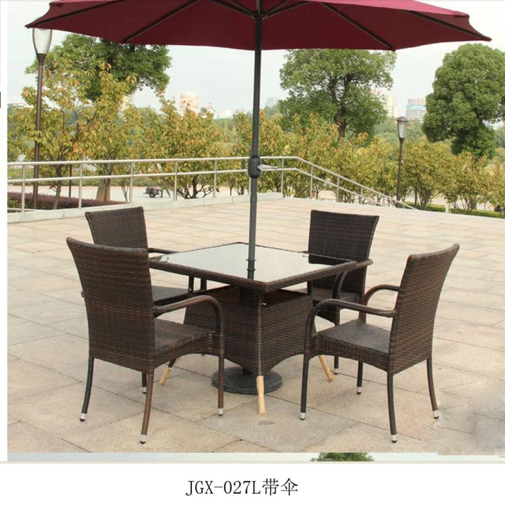 Giardino mobili nel patio rattan rattan sedie set - Rattan giardino ...
