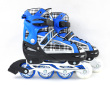 China Skating Association partner brand skates adult children skates skating shoes with adjustable flash