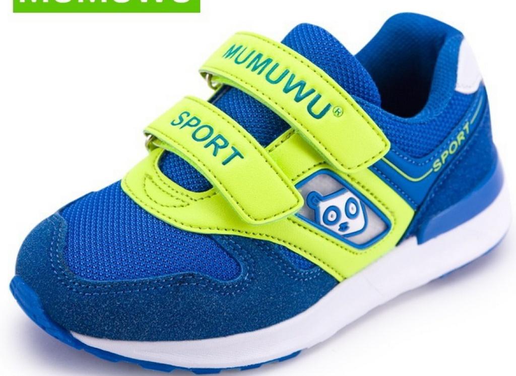 童鞋正品可爱卡通扣运动鞋