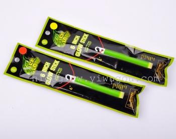 ROHS CE EN71 approval glow in the dark 6 inch glow stick