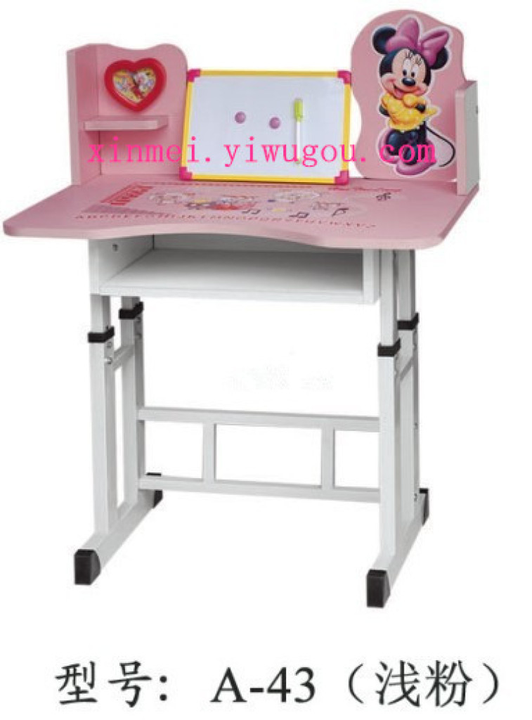 Supply Factory Direct Lifting Of Children Learning Table Draw Table