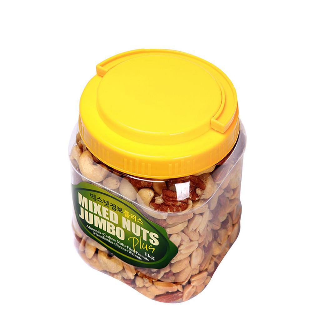 Mixed nuts Jumbo混合坚果仁1000g*2