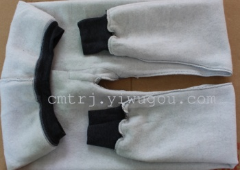 Men's warm pants (trousers with suede thickened heat)