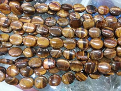 Natural stone ornaments, agate, tiger eyes, bracelets, necklaces, semi-finished products
