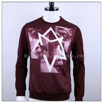 2015 autumn new men's sportswear hoodies